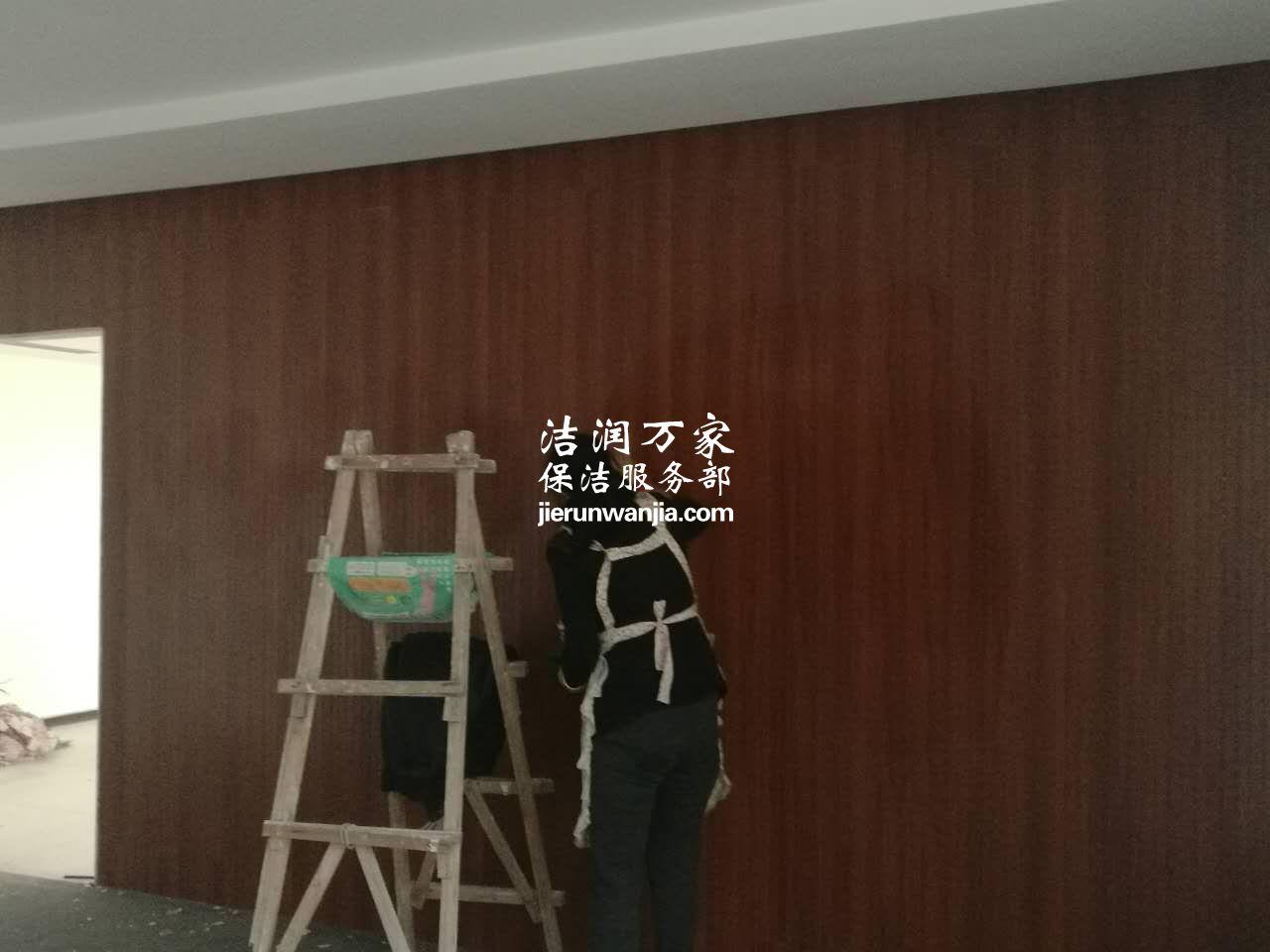 青岛保洁之国华大厦全方位保洁